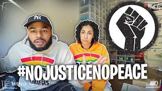 NO JUSTICE. NO PEACE ✊🏽