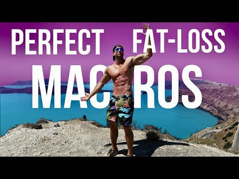 FAT LOSS 101: How To Calculate Your Perfect Macros (5 STEPS!)