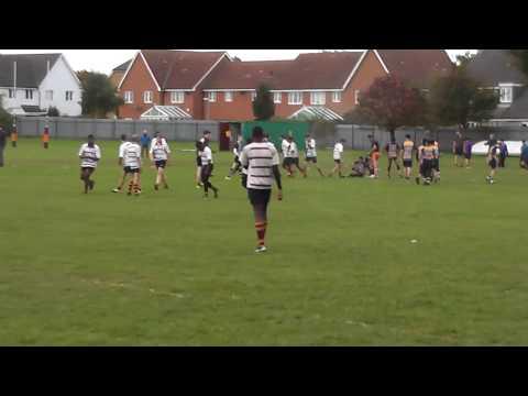 WCGS U16 v Dartford (1)