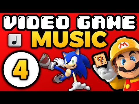 Super Mario Maker - MUSIC LEVELS [#4] - Video Game Songs!