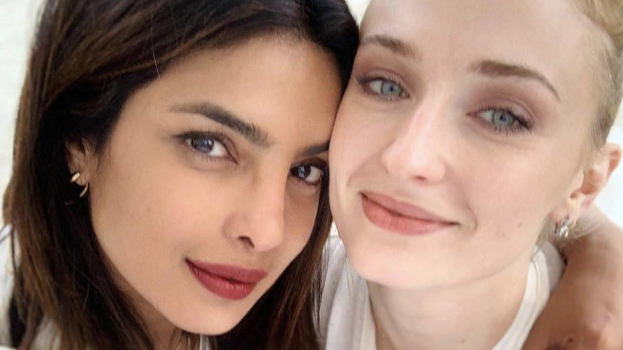 How Priyanka Chopra Supports Pregnant Sophie Turner In Quarantine