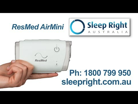 About the ResMed AirMini