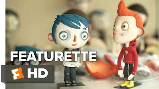 My Life as a Zucchini Featurette - Making the Puppets (2017) - Gaspard Schlatter Movie