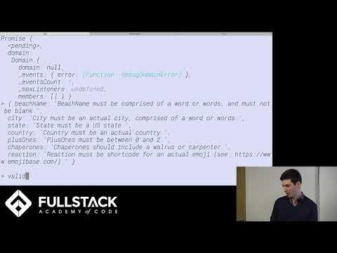 Stackathon Presentation: regbin