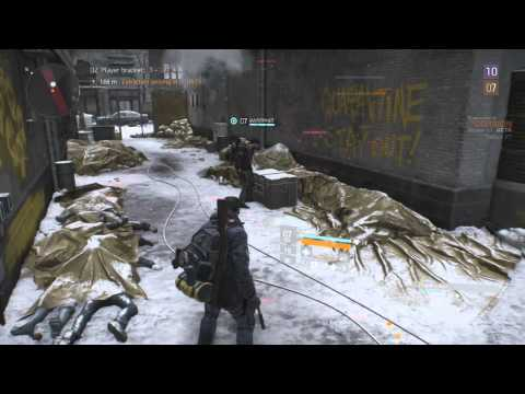 The Division Beta (How to farm Loot in the Dead Zone)