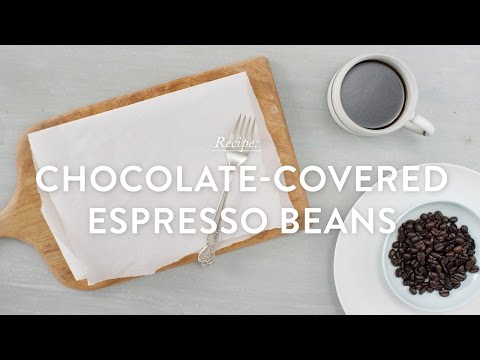 Chocolate Covered Espresso Beans