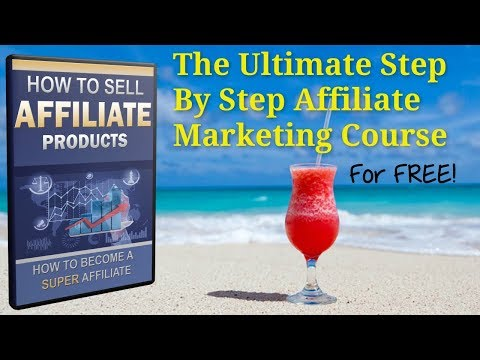 How To Sell Affiliate Products and Become A Super Affiliate