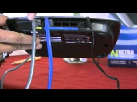 How to Set-up a WiFi Router & Wireless Printer Pt 2 of 5.mov