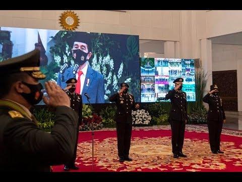 🔴(LIVE) PERINGATAN KE-74 HARI BHAYANGKARA
