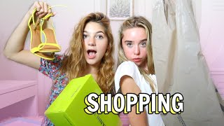 shopping for each other CHALLENGE! FT Jenna Davis
