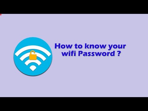 How To Find Wi-Fi Password Using CMD Of All Connected Networks It is very easy