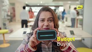 Idea 4G Smartphone Cashback Offer - S1
