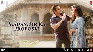 Madam Sir Ka Proposal | Dialogue Promo 1 | Bharat | Salman Khan | Katrina Kaif | 5th June 2019