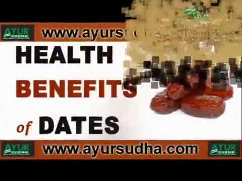 Health Benefits of Dates  ::   AYUR SUDHA Ayurvedic Skin Treatment Centre in India.