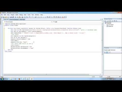 how to add two table in gridview with vb.net