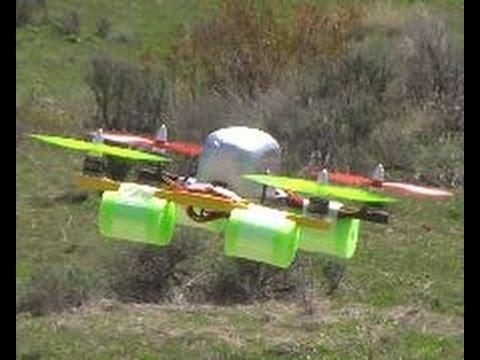 Cheap, Easy Quadcopter Build
