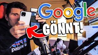 Google schenkt mir ein Handy...