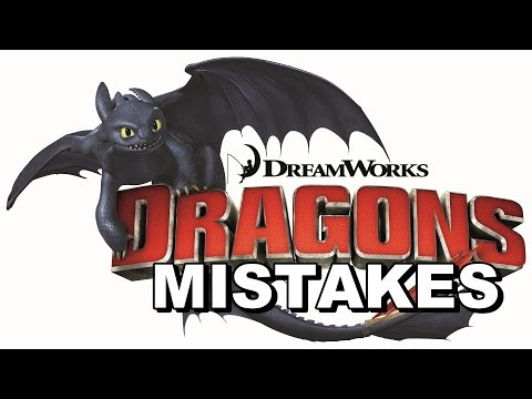 Movie of HOW TO TRAIN YOUR DRAGON You Didn't Notice These Facts