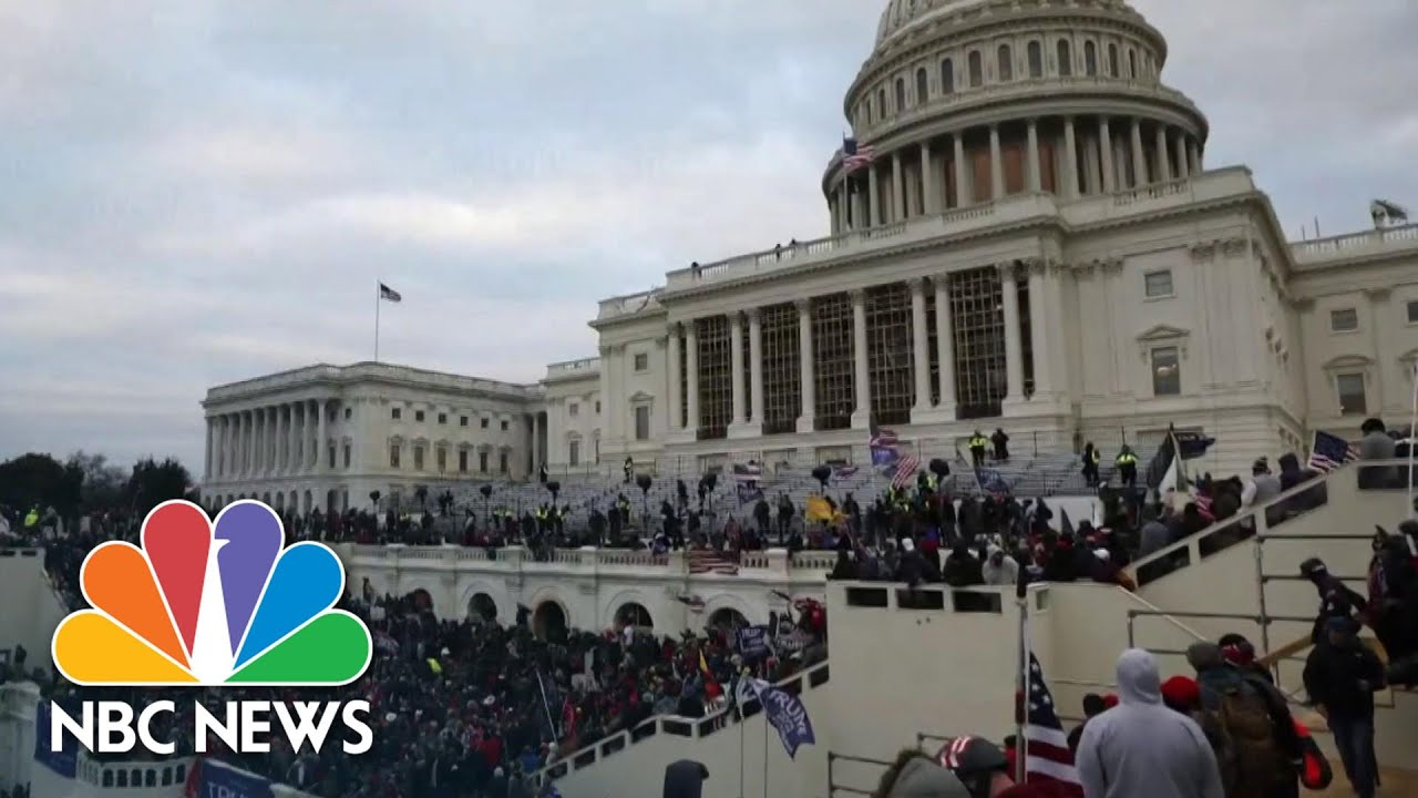 NBC News NOW Full Broadcast - April 14th, 2021   NBC News NOW