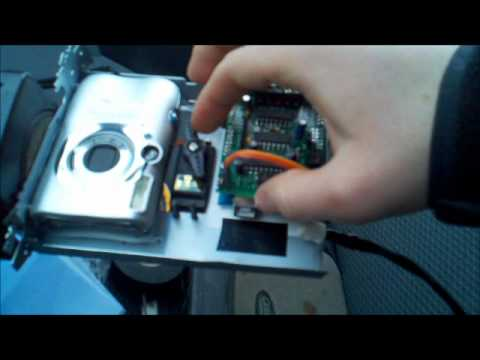 Rockport Timelapse Using Arduino Microcontroller and Motorshield