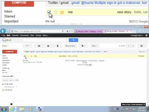 how to move gmail archived message back to your inbox
