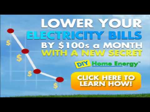 Learn how to reduce youre electricity bill and lower youre energy bills