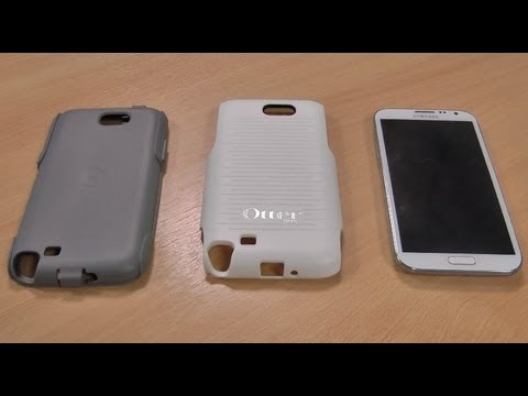 OtterBox Commuter Samsung Galaxy Note 2 Case Review