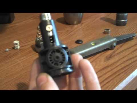 How to disassemble and clean a maglight