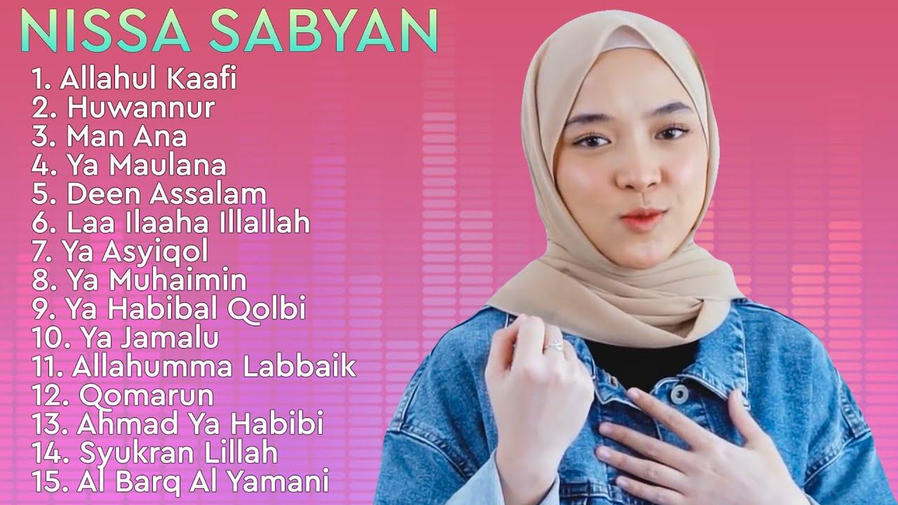 Download Nissa Sabyan [ Full Album 2020 ] LAGU SHOLAWAT NABI MERDU TERBARU 2020 Penenang Pikiran MP3 Gratis