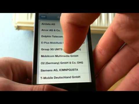iPhone 4S/4 Unlock iOS 5.0.1 iOS 5.1 Unlock Baseband 04.11.08 & 04.10.01  Tutorial