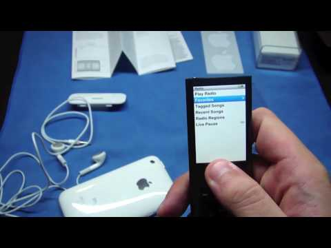 iPod Nano 5G Unboxing/Review