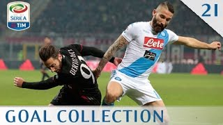 GOAL COLLECTION - Giornata 21 - Serie A TIM 2016/17