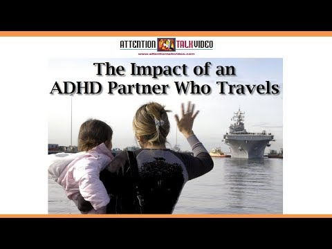 ADHD Relationship Tip: A Traveling Partner