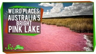 Weird Places: Australia