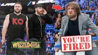 SHOCKING REASON WHY KEVIN OWENS AND SAMI ZAYN WERE FIRED (WWE SD LIVE)