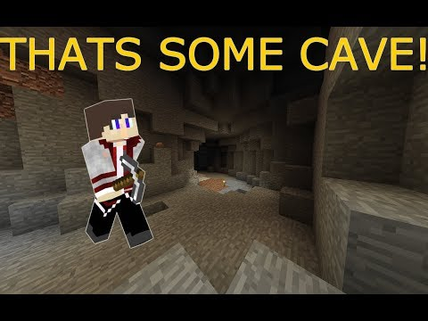 LETS DO THIS!! (Survival Lets play) EP 1 COOL CAVE
