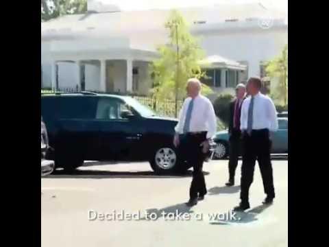 Obama and Biden are friendship goals