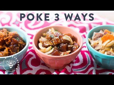 POKE 3 Ways - Honeysuckle