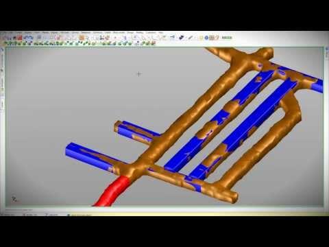 Surpac - Mesh Tools