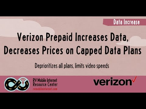 Verizon Changes their Prepaid Smartphone Plans - Here's the New Options