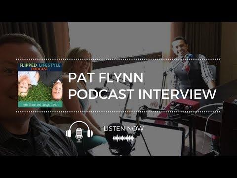Smart Passive Income Podcast - Pat Flynn Interview (SPI / Make Money Online / Online Business)