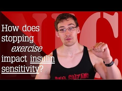 NIC 66a: How does stopping Exercise impact Insulin Sensitivity?