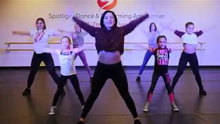 Download Warm Up - Stretch and exercise - Spotlight Dance Center Video
