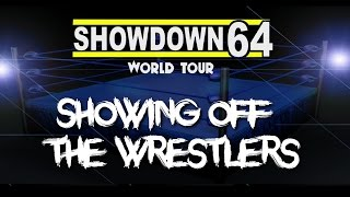 WWE 2K18 No Mercy Mod Samoa Joe vs AJ Styles