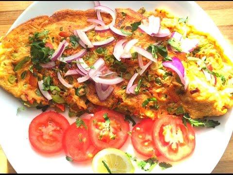 Easy but Incredible Masala Omelette | An Indian Breakfast Favourite - Steven Heap