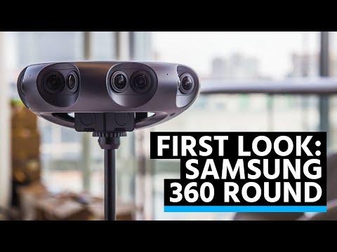 First Look: Samsung 360 Round