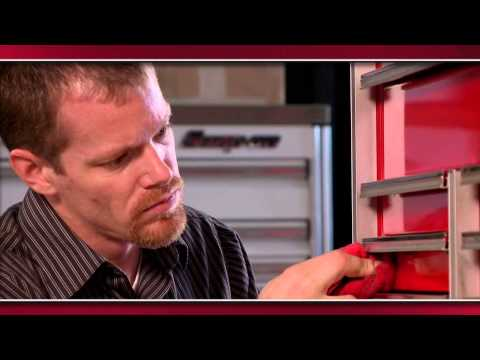 Snap-on UK - Toolbox Cleaning & Restoration Products
