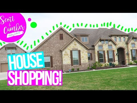 SHOPPING FOR A NEW HOUSE!! | Scott and Camber