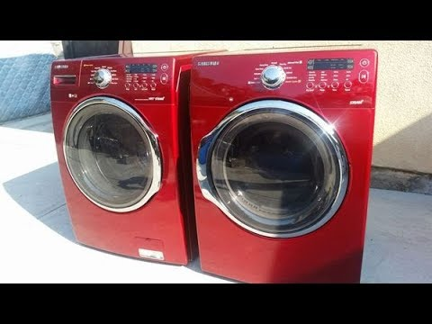 Samsung front loader fixed, now it wash clothes like never before