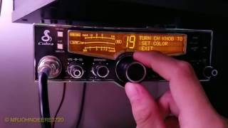 Update to Part 3-How to set up a home-base CB radio in an
